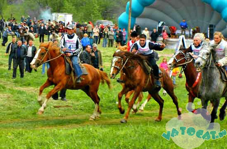 татарский сабантуй