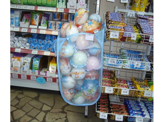 Магазин сахарной ваты