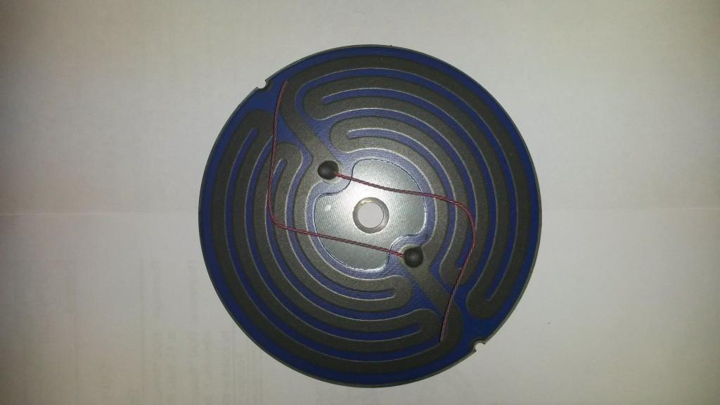 дисковый нагреватель АСВ-01