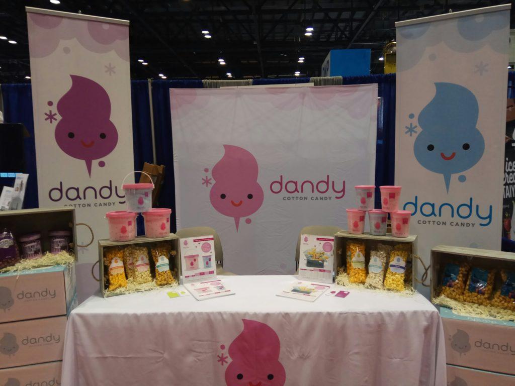 Как продать сладкую вату в Диснейленд - интервью с Dandy cotton candy
