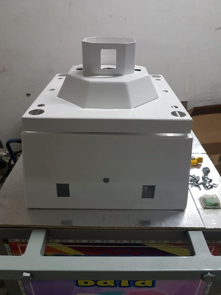 Корпус от будущего аппарата АСВ-02